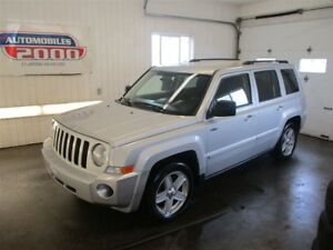 2010 Jeep Patriot Aucun accident/Automatique/4x4