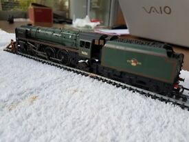 Hornby Model Railway Loco 00 gauge