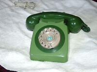 Table Top Phone - Original 80's type 8746G