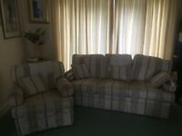 Sofa and Chair - Good Condition