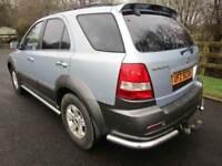 2005 KIA SORENTO CRDI XS AUTOMATIC ### TURBO DIESEL ###