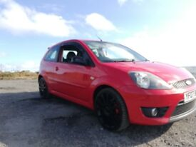Ford Fiesta ST. Large service history. Well maintained.