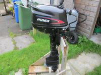 Hidea 5hp 4-stroke outboard