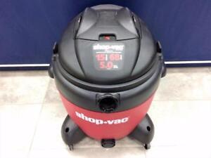 Aspirateur SHOP-VAC 15 gallons (68L) 5HP  ***Excellente Condition***  #F024478