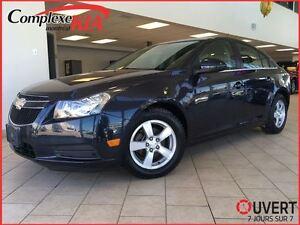 2014 Chevrolet Cruze 2LT CUIR DEM.DIST CAM.RECUL BLUETOOTH 99$/2