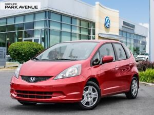 2014 Honda Fit LX Régulateur de vitesse + Air + Bas Kilos !!
