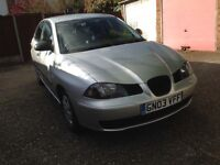 Seat ibiza 1.2 great condition good first car