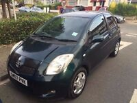 Toyota Yaris 2007-Long MOT- Start/Stop- Excellent Car-Ideal for new Drivers