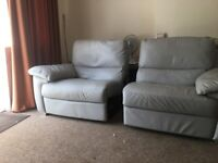 Sofa leather 2seater