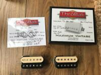 Throbak PG-102 MXV Pickups