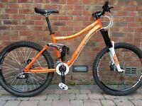 Norco Fluid LT3 mountain bike