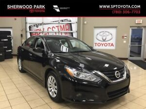 2017 Nissan Altima-2.5S with Heated Seat Package!