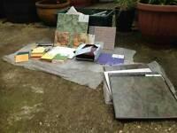 Tiles (assorted)
