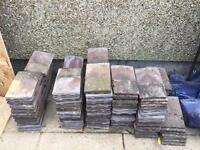 Roof Tiles (26cm x 16cm x 1cm)