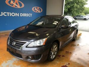 2014 Nissan Sentra 1.8 SR SR! ALLOYS! LOW KM'S!