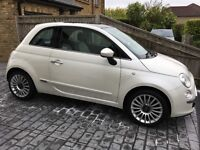 Fiat 500 1.4 16v Lounge ***REDUCED FOR QUICK SALE***