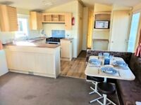 Used Holiday Home For Sale At Skipsea Sands. Sea Views Available.