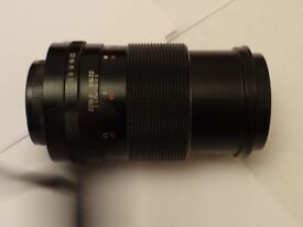 Camera Lens - Carl Zeiss Jena DDR