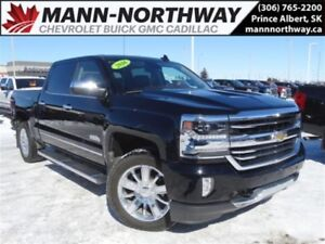 2016 Chevrolet Silverado 1500 High Country | Leather, Sunroof, B