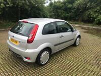 FORD FIESTA 2007 DIESEL 1.4 1 YEAR MOT DRIVES THE BEST