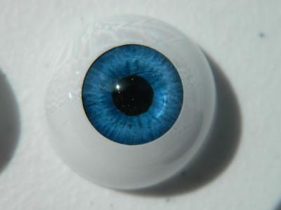 Halloween Eyes Animation (Realistic Life Size Acrylic Eyes for Halloween PROPS, MASKS, DOLLS (26 mm))
