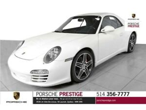 2009 Porsche 911 Carrera S Cab Pre-owned vehicle 2009 Porsche 91