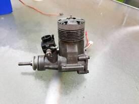 Irvine 61 nitro glow engine