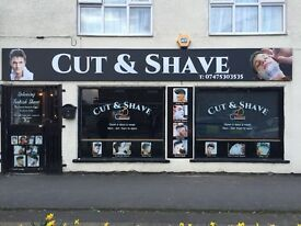 Part time experience barber wanted