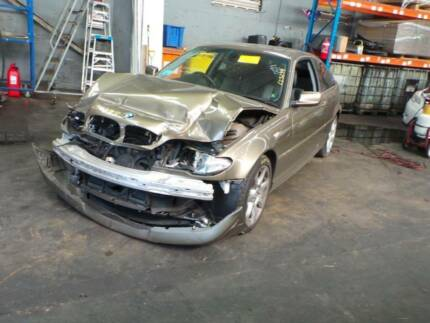 WRECKING  2004 BMW 3 SERIES AUTOMATIC COUPE (C23279) Lansvale Liverpool Area Preview