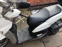 Yamaha 125 2012 Xenter