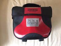Brompton Ortlieb Mini O Bag BRAND NEW (Red)