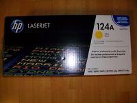 HP Laserjet Cartridge (Q6002A + Q6001A)