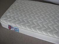 Single Mattress- 3ft- 90x190x27- BRAND NEW