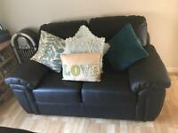 2 signal recliner and a 2 seater sofa like brand new open to offers