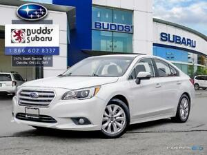2017 Subaru Legacy Sedan 2.5i Touring at