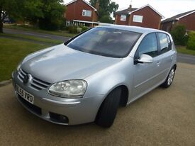 VW Golf, 2.0TDI GT .