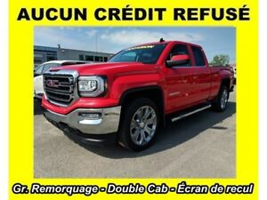 2017 GMC Sierra 1500 4X4 CAMÉRA RECUL DOUBLE CAB *GR. REMORQUAGE
