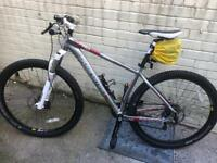 Mountain bike 29er large frame