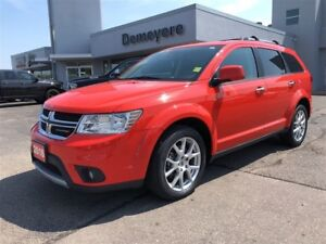 2018 Dodge Journey GT V6!! AWD