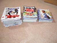 Blackburn Rovers football programmes