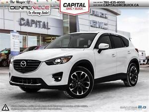 2016 Mazda CX-5 GT - Leather Heated Seats - Sunroof - Push Start
