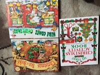 Collection of Christmas books for kids