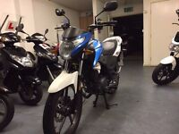 Sinnis SP 125cc Manual Motorcycle, Good Condition, Only £399 Deposit 0% APR Finance Available