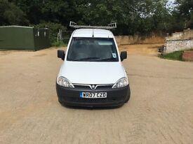 Vauxhall Combo 1.3 CDTi Panel Van 3 door & Low Mileage