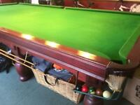 Full Size Professional Matchroom Snooker Table