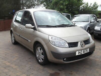 2006 RENAULT SCENIC 1.5 DCI DYNAMIQUE FOR SALE