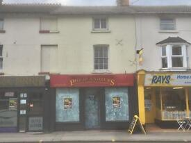 Retail Shop with 4 bed flat- OLD-TOWN