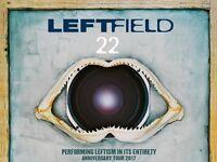 Leftfield Leftism Tour Brixton O2 Sat 13th MAY
