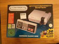 Nintendo NES mini classic complete with around 850 games added