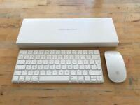 Apple Magic Keyboard & Magic Mouse 2 set brand new